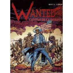 Wanted 02 SC Canyon de la muerte