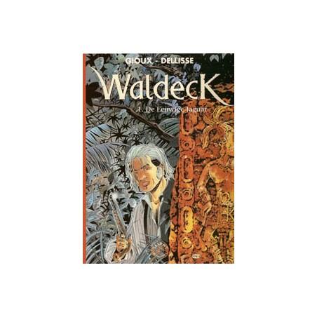 Waldeck 01 HC De eeuwige jaguar