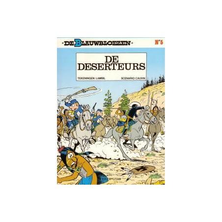 Blauwbloezen  05 De deserteurs