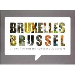 Bruxelles Brussel 20 jaar / 20 auteurs HC NL/FR