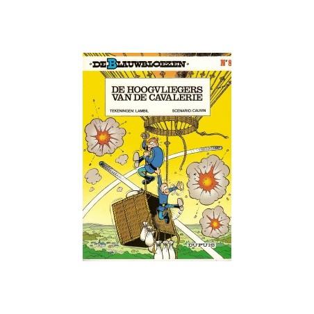 Blauwbloezen  08 De hoogvliegers van de cavalerie