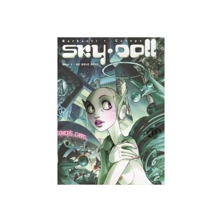 Sky Doll  01 HC De gele stad