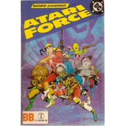 Atari Force 01<br>Vers bloed