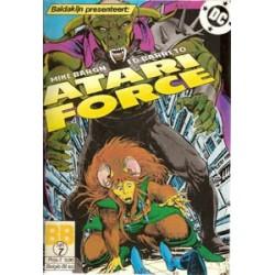 Atari Force 07<br>Het einde