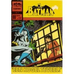 Batman Classics 004<br>Een kogel teveel!