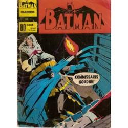 Batman Classics 011<br>De dood komt in een klein verzegeld kamer
