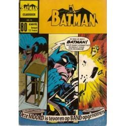 Batman Classics 015<br>Deze moord is tevoren op band opgenomen