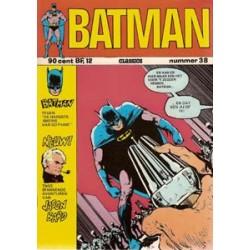 Batman Classics 038 Batman tegen de hardste smeris van Gotham