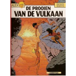 Alex 14: De prooien van de vulkaan