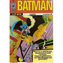 Batman Classics 041 Waarom is Batman…