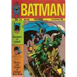 Batman Classics 043 Shakespeare en misdaad!