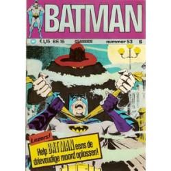 Batman Classics 053 Moordenaar in de smog!