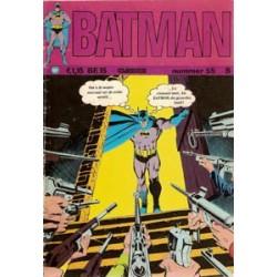 Batman Classics 055 De citadel der misdaad!