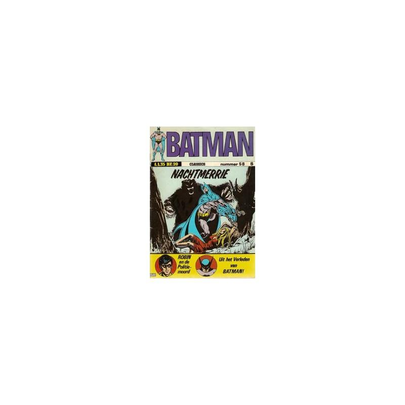 Batman Classics 058 Nachtmerrie