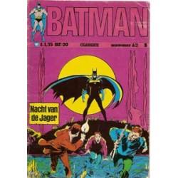 Batman Classics 062 Nacht van de jager