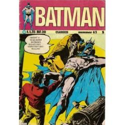 Batman Classics 063 In de zaak der vermommingen!