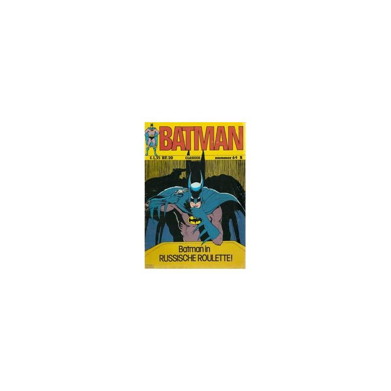 Batman Classics 064 Batman in Russische roulette!