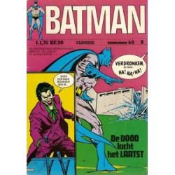 Batman Classics 068 De dood lacht het laatst