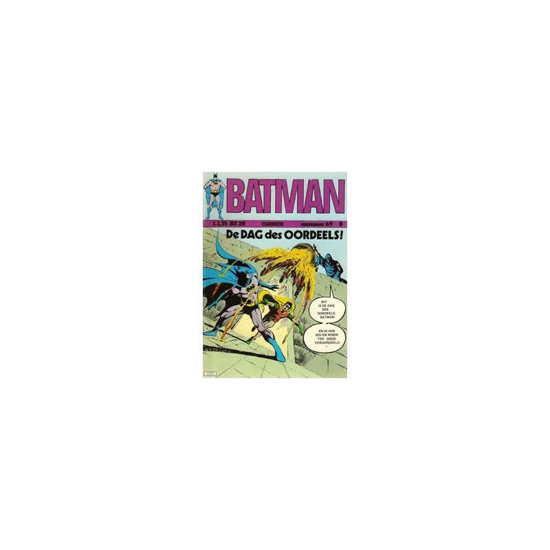 Batman Classics 069 De dag des oordeels!