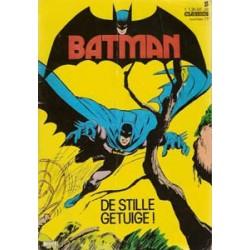 Batman Classics 077 De stille getuige!