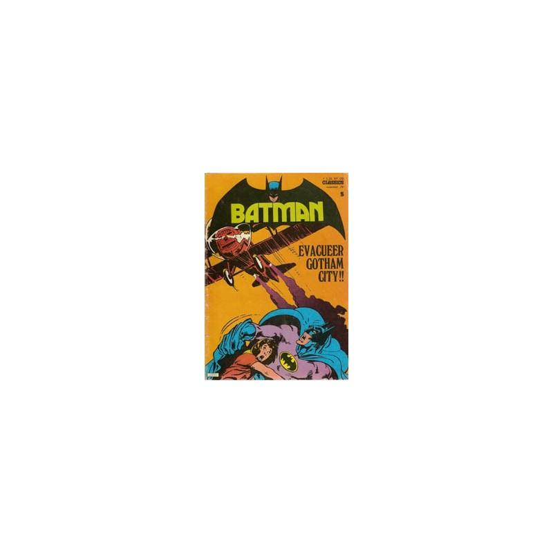 Batman Classics 078 Evacueer Gotham City!!