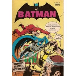 Batman Classics 093 Batman's grootste mislukking!