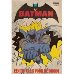 Batman Classics 100 Een tip vlak voor de dood!