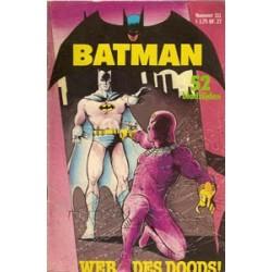 Batman Classics 111 Web des doods!