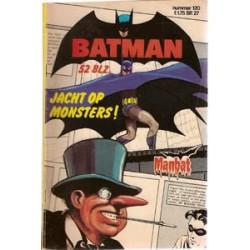 Batman Classics 120 Jacht op monsters!