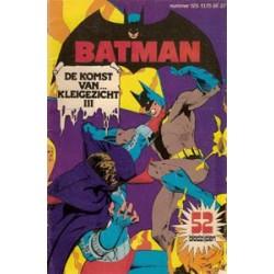 Batman Classics 125 De komst van…Kleigezicht III