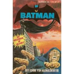 Batman Classics 126 Het einde van Kleigezicht III