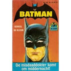 Batman Classics 134 De misdaaddokter komt om middernacht!