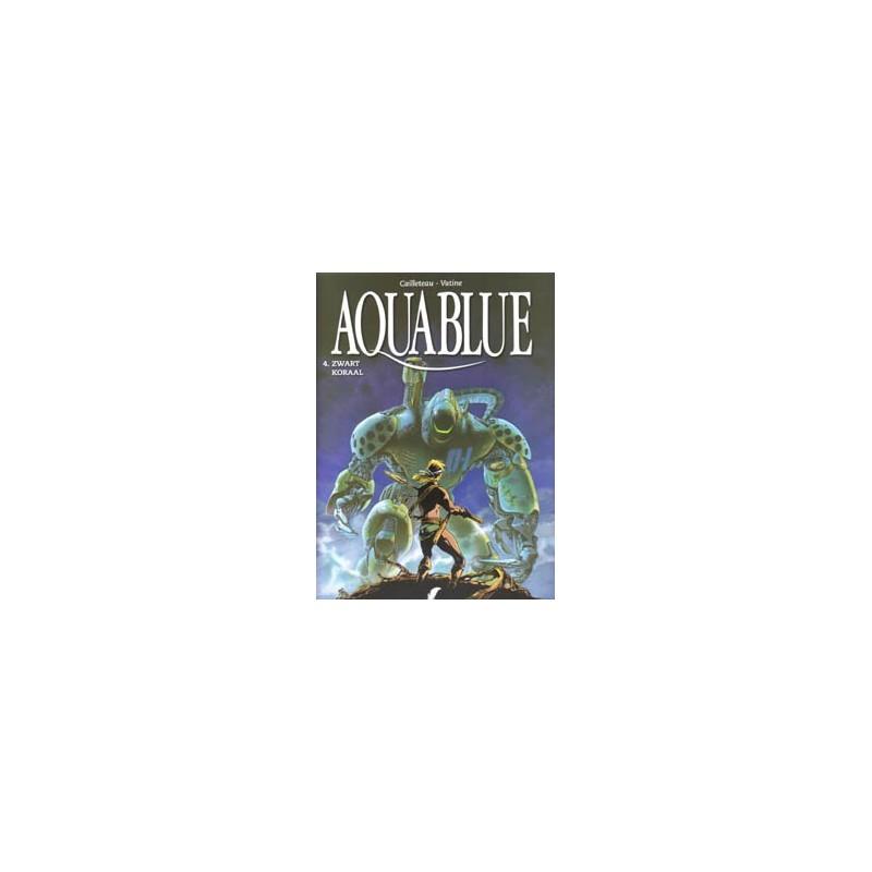 Aquablue  04 Zwart koraal
