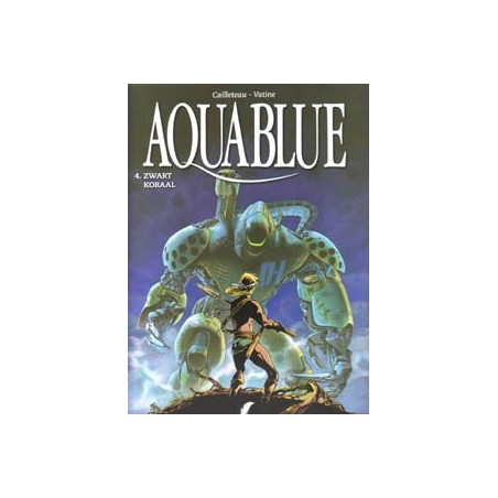 Aquablue  04 Zwart koraal