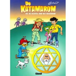 Katamarom 39 De sleutel van het hexagram