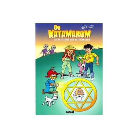 Katamarom 39 De sleutel van het hexagram 1e druk 2015