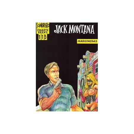 Zwarte reeks 115 Jack Montana 1e druk 1997