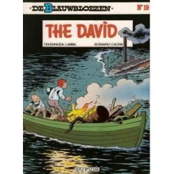 Blauwbloezen 19 The David