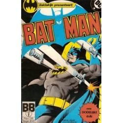 Batman 001<br>Een dodelijke dolk
