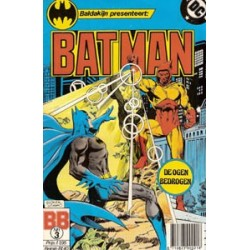 Batman 003<br>De ogen bedrogen