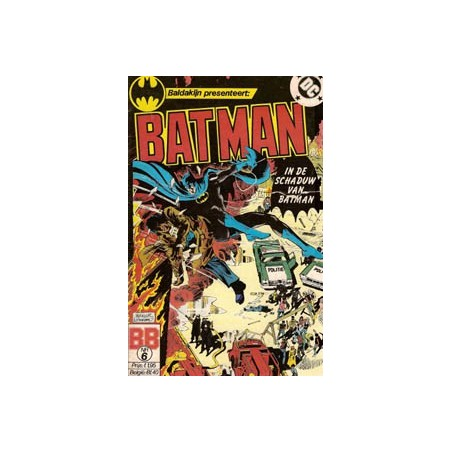Batman 006 In de schaduw van Batman