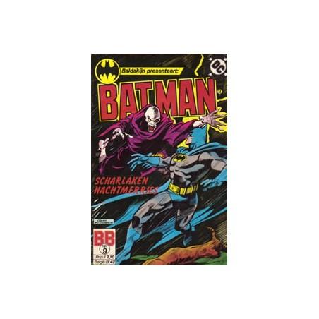 Batman 009 Scharlaken nachtmerries