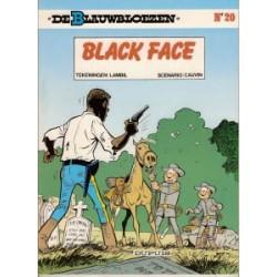 Blauwbloezen 20 Black face