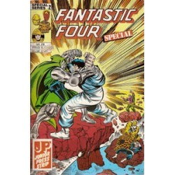 Fantastic Four Special 29 De negative zone!