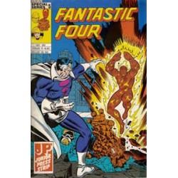 Fantastic Four Special 30 Tussen twee muren!