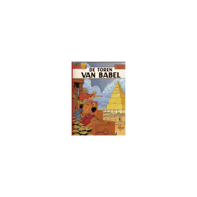Alex 16: De toren van Babel