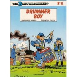 Blauwbloezen 31 Drummer boy
