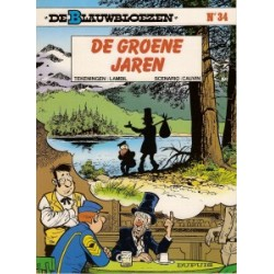 Blauwbloezen 34 De groene jaren