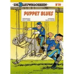 Blauwbloezen 39 Puppet blues