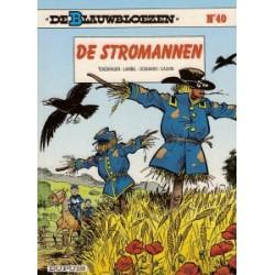 Blauwbloezen 40 De stromannen